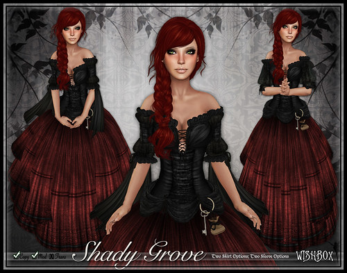 Shady Grove (Rusty Raven)