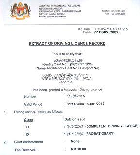 纽西兰打工渡假-翻译我的驾驶执照