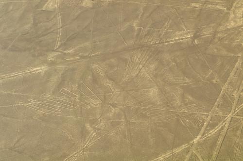 Líneas de Nazca: Cóndor