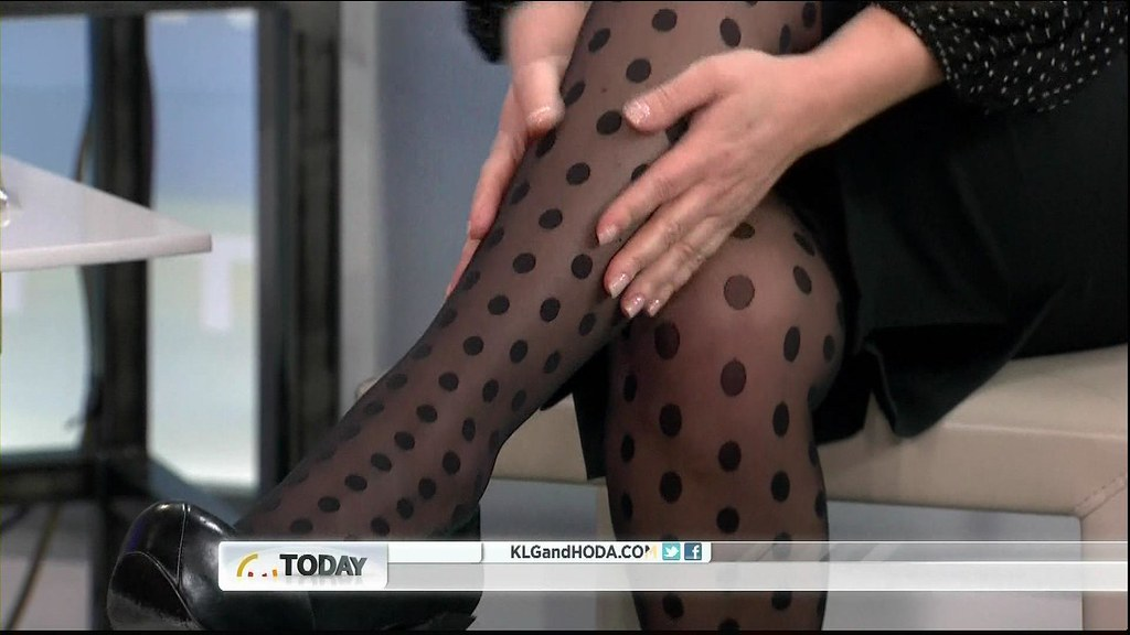 Pantyhose News On The Today Show
