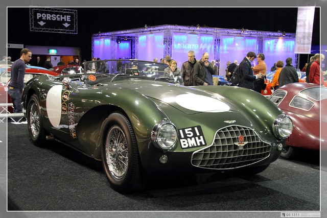 1951 Aston Martin Db3