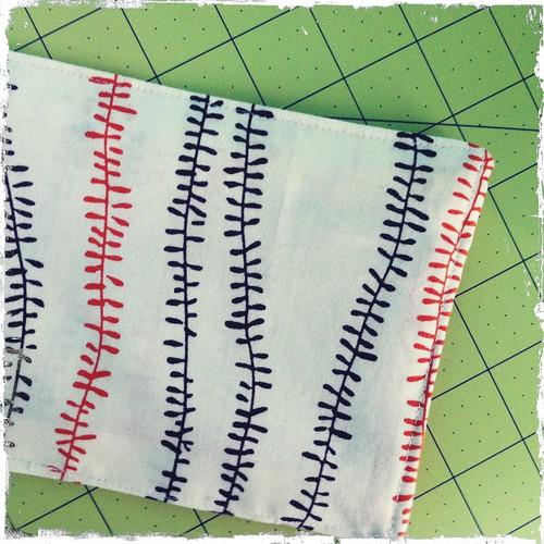 zip pouch:  back