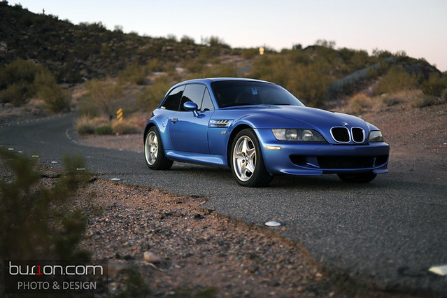 1999 M Coupe | Estoril Blue | Estoril/Black | Phoenix Arizona For Sale