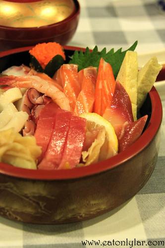Chirashi Sushi, Nihon Kai Japanese Restaurant