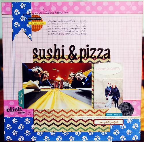 sushi&pizza