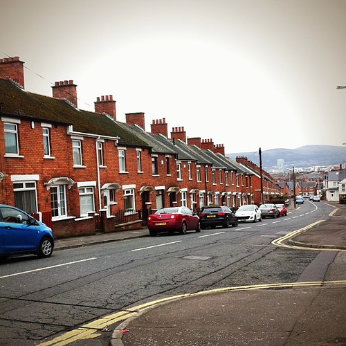 #Belfast street #everydaylife #p366 #photoaday #iphoneography