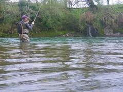pêche au toc en dérive © Lionel ARMAND