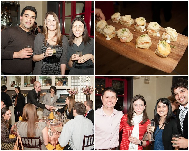 The Rehearsal Dinner at Lincoln, photos via The Washingtonian (by Erik Uecke)