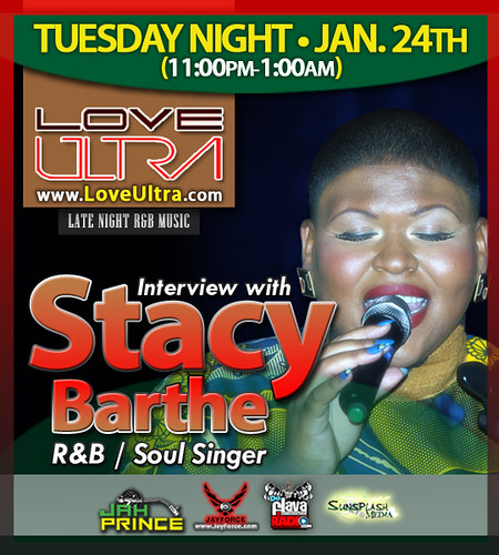 Love Ultra Radio Stacy Barthe Interview