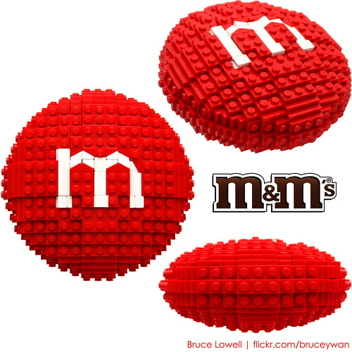 LEGO M&M
