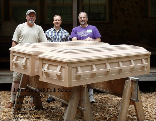wooden casket plans
