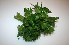 06 - Zutat Petersilie glatt / Ingredient parsley