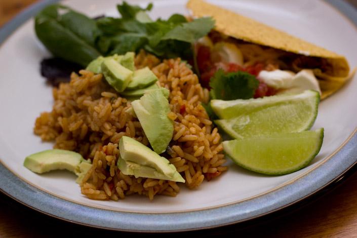 taco dinner.