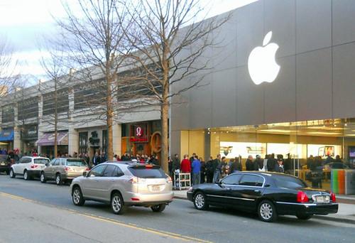Bethesda Maryland Apple Store