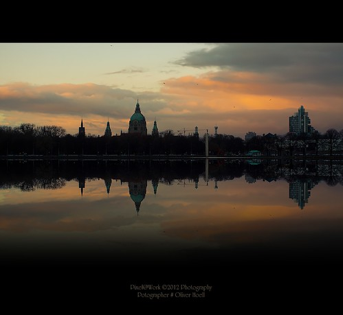 Hannover from life of Carlo Emilio Gadda
