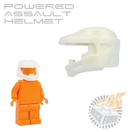 Powered Assault Helmet - White