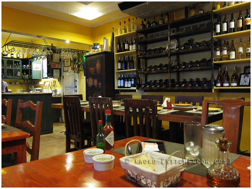 Mama Lou's Italian Kitchen - Interiors