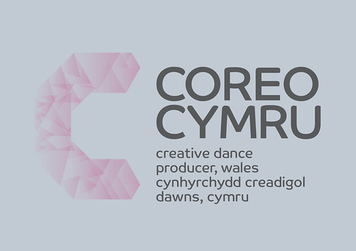Coreo Cymru Brand