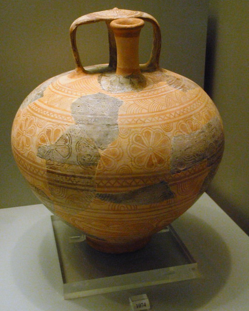 Mycenaean Close Style