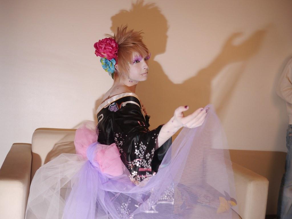 related image - Aoi Sora Cosplay Party - Geisha - 2012-01-28- P1320618