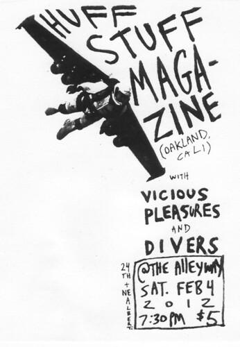 2/4/12 HuffStuffMagazine/ViciousPleasures/Divers