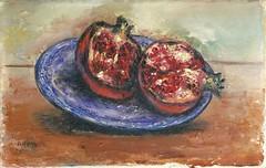 Reuven Rubin, <i>Pomegranates</i>