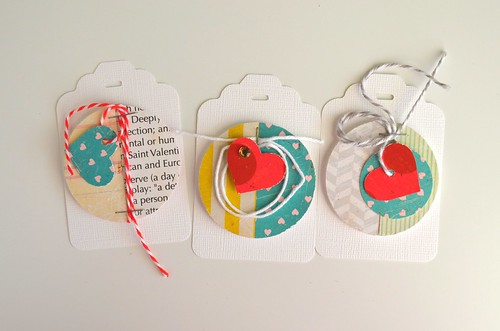 Valentine's Day Tags - Crate Paper by CloudsShadler