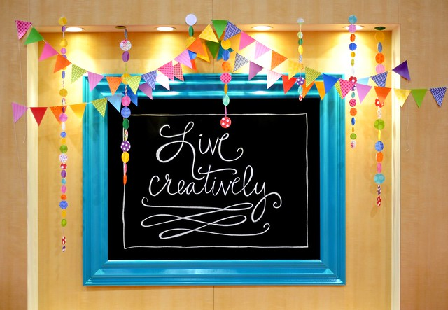 Live Creatively
