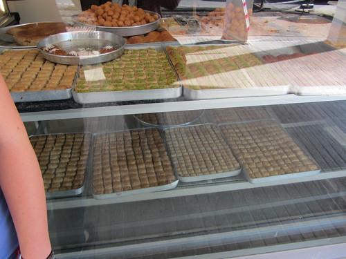 Balikesir: sweets :)