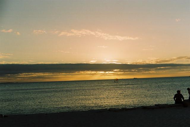 Perth in December