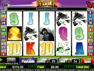 The Incredible Hulk - Ultimate Revenge slot game online review