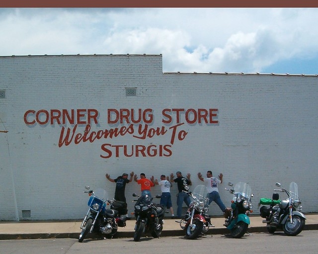 Busted at little sturgis flickr photo sharing