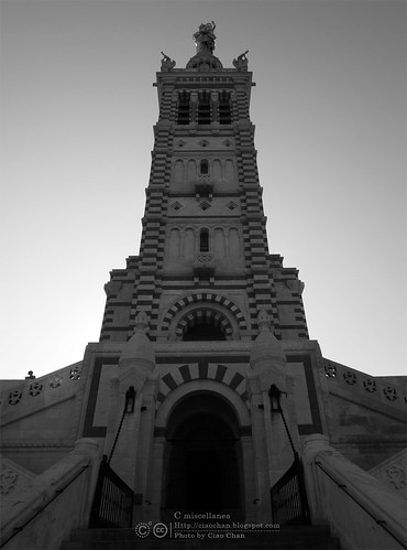 Bonjour Marseille~馬賽。守護聖母教堂R1042380