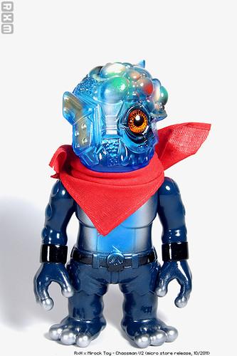 RxH x Mirock Toy - Chaosman V2 (micro 10-11)