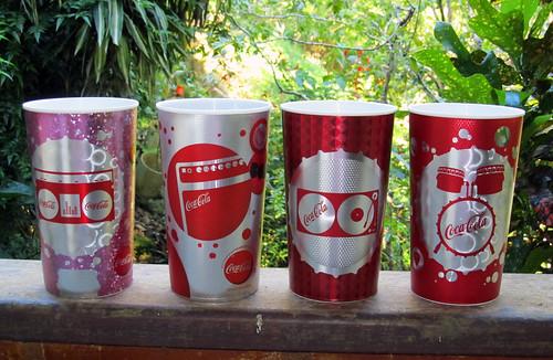 2012 plastic 600 ml cups Summer-Music Coca-Cola promo Rio de Janeiro by roitberg