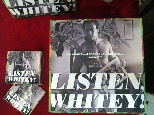 Listen, Whitey!: The Sights and Sounds of Black Power 1965 – 1975,