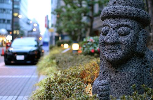 Stone Statue by hyossie