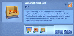 Sopha Soft Sectional