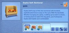 Sopha Soft Sectional