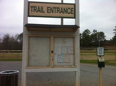 Roswell Area Park Trail Map