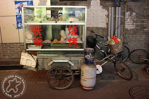 Pan Fried Goodies in Beijing