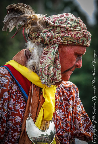 Seminole Warrior-4936 by Against The Wind Images
