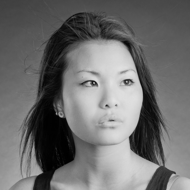 Rikke Grubb Carlsen - Portrait V