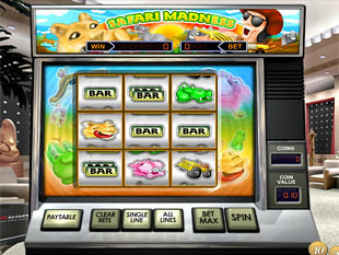 Safari Madness slot game online review