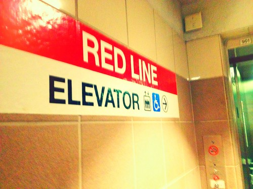 Red Line Elevator
