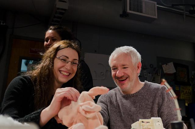 Lucasarts toy dissection workshop