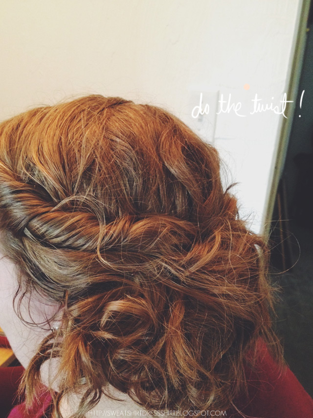 braids and buns, braided updo, the beauty department, oh debby darling, debby ryan, kristin ess, wedding hair ideas