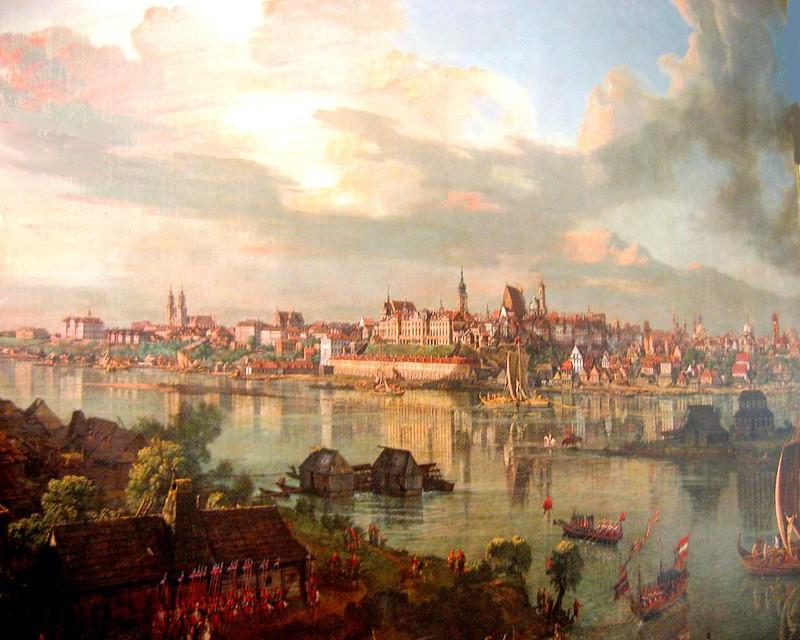 十八世纪华沙风景画15