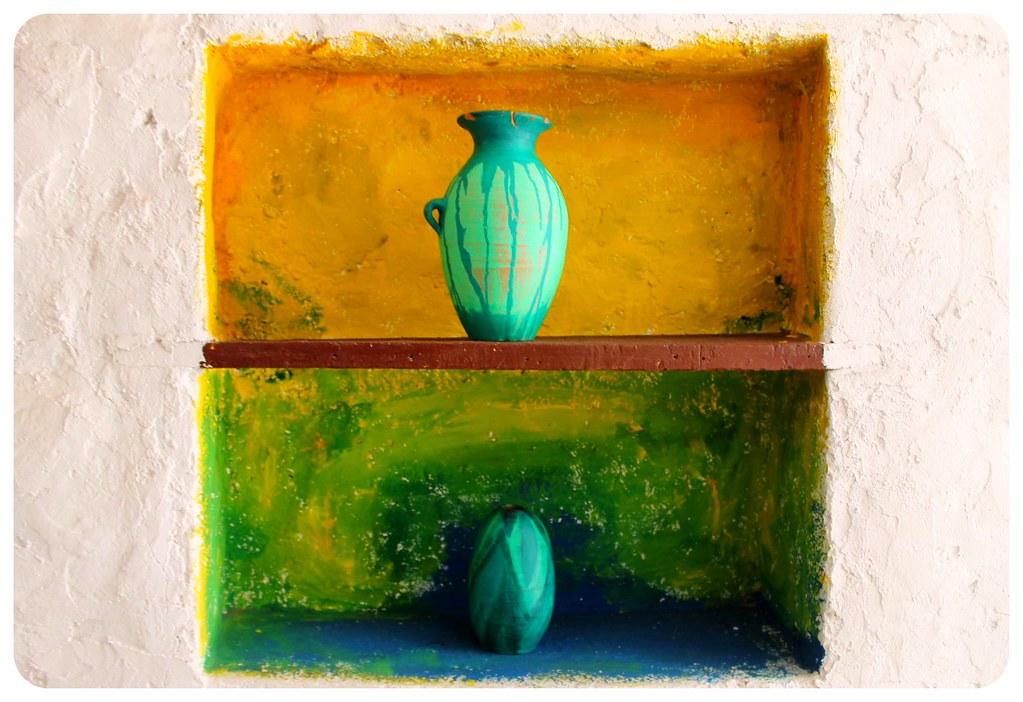 Hostal CasArte Takubamba vases