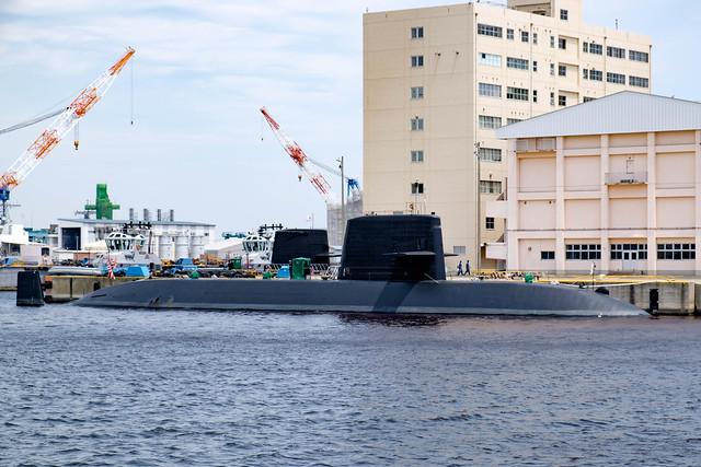 JMSDF Oyashio-Class